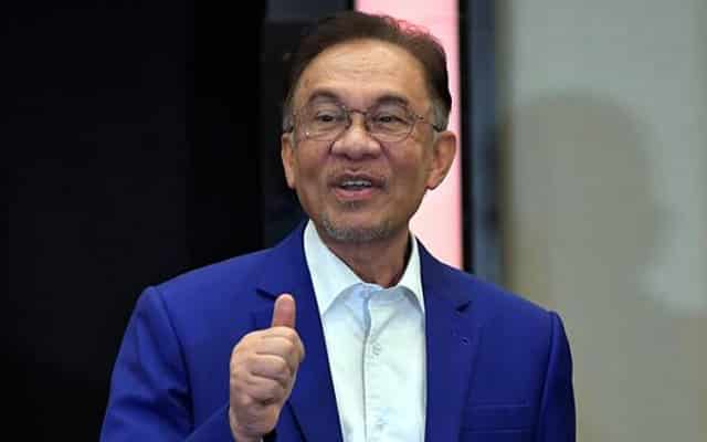 PH sebulat suara namakan Anwar calon PM jika menang PRU15