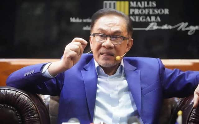 Etika berpolitik jadi punca PKR tolak sertai PN – Anwar
