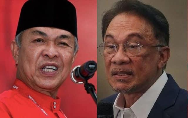 Gempar !!! Risikan UMNO dedah dalang sebenar siapa di belakang audio bocor Zahid-Anwar