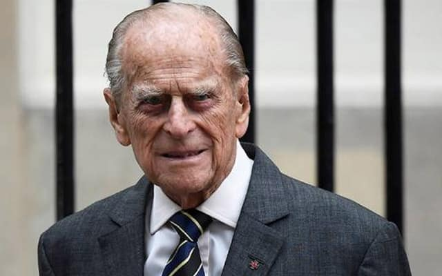 Putera Philip meninggal dunia