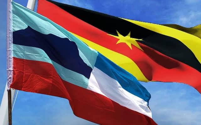 Sah !!! Sabah dan Sarawak kini dipanggil 'Wilayah', bukan lagi 'negeri'