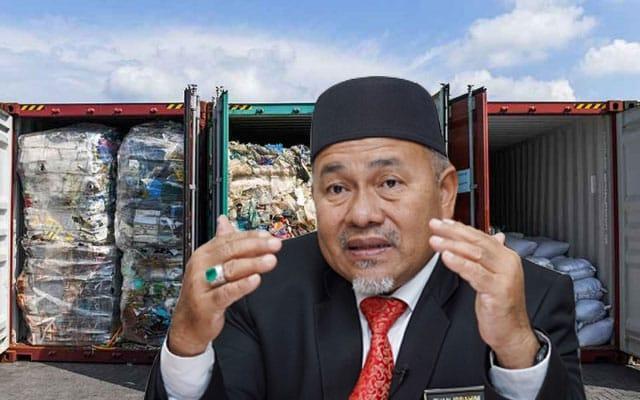 Menteri sahkan sampah yang tiba dari Amerika adalah 'bersih'
