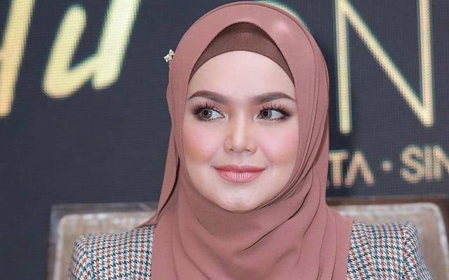 Siti Nurhaliza selamat lahirkan bayi lelaki
