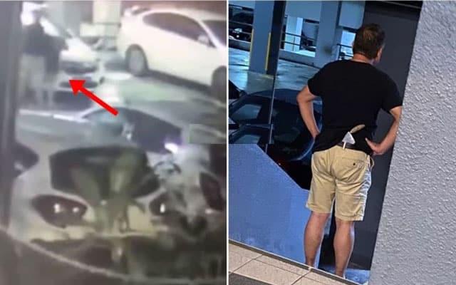 Wanita diserang seorang lelaki cuba buka seluar