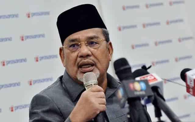 Isu Zahid singkir Shahidan : Tajuddin dedah apa yang berlaku dalam mesyuarat MKT Umno