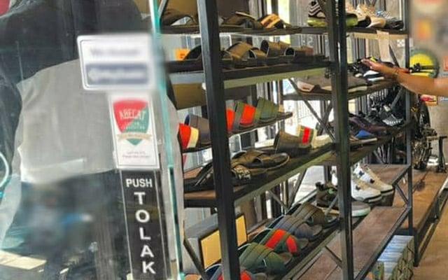 Jual barang tiruan, tiga premis di Kelantan kena serbu KPDNHEP