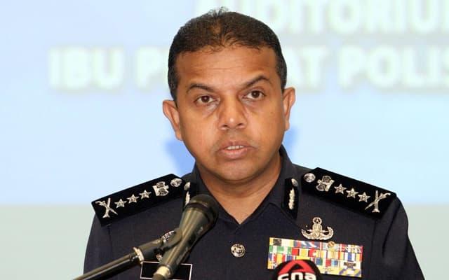 Polis buru individu yang bocor dan sebar maklumat 12 pegawai penguasa yang ditahan