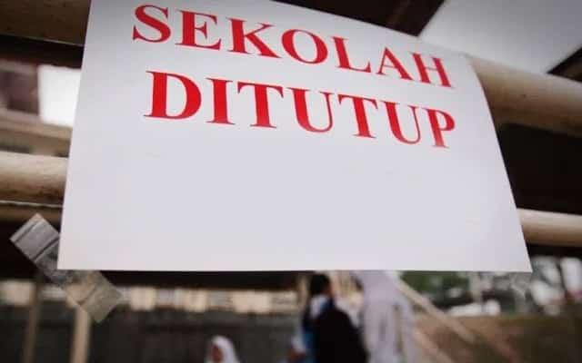 Covid-19 : Sekolah di 18 daerah di Sarawak diarah tutup 14 hari