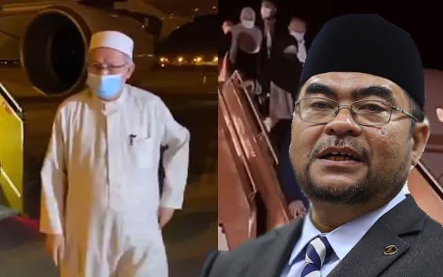 Tahniah la dapat tajaan, kata Mujahid kepada Menteri Agama