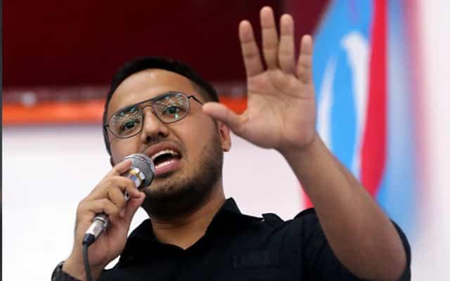 Setiausaha Politik Anwar puji Umno, anggap sudah matang