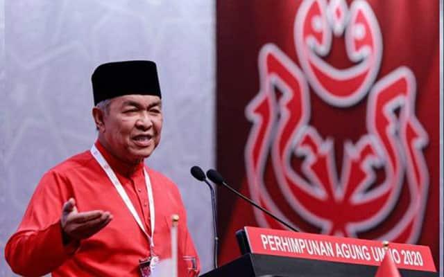 Covid-19 mungkin jadi punca pemilihan Umno ditangguhkan