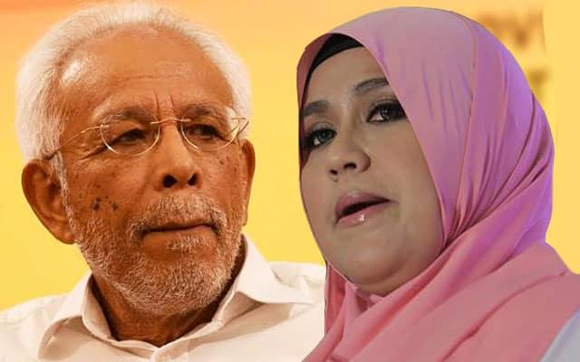 Pemimpin veteran Umno mahu londeh 'rahsia' Mas Ermieyati lepas raya