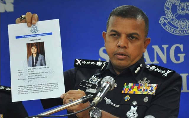 Gempar !!! Ayob Khan bakal dedah senarai nama pegawai, anggota polis sekongkol geng Nicky