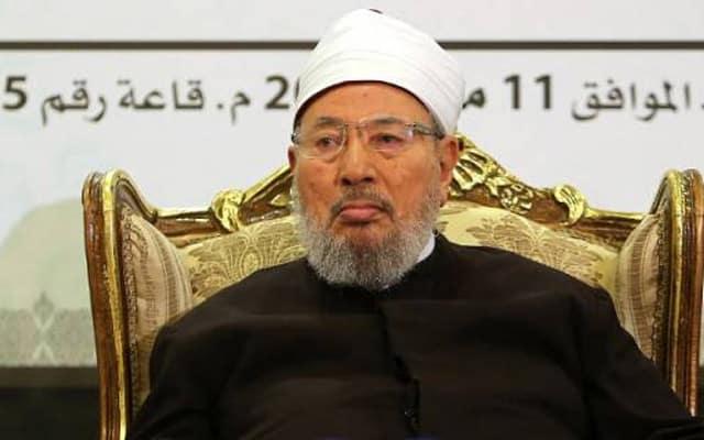 Dr Yusuf Al Qaradawi didapati positif Covid-19