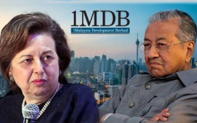 Zeti terlibat dalam 1MDB, ini jawapan Mahathir