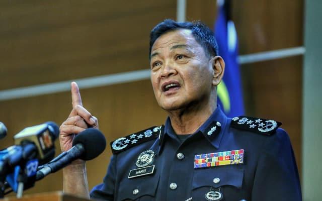 Gempar !!! Hamid Bador bakal dedah salah guna kuasa 'Datuk Seri'