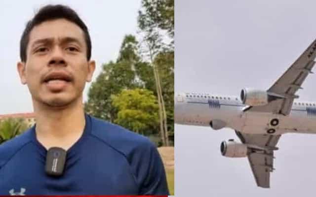 Pesawat perisik Israel rentas Malaysia?, Ini penjelasan bekas Pegawai TUDM