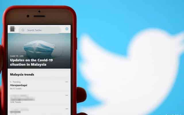 '#KerajaanGagal' kembali trending di Twitter