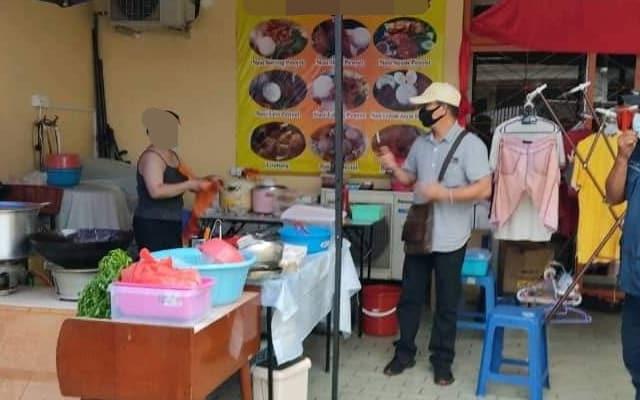 Panas !!! Kedai makan bukan Islam guna nama Melayu di platform pembelian atas talian