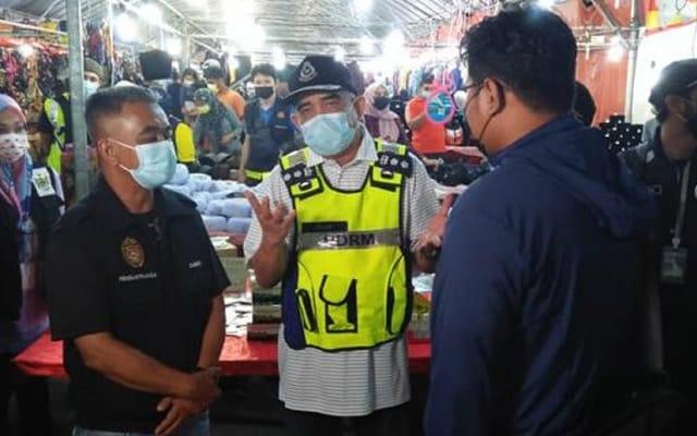 Penganjur Bazar Aidilfitri dikompaun RM20,000 kerana pengunjung terlalu ramai