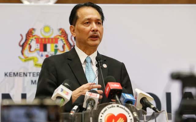 Lockdown : Kerajaan masih diam membisu, KKM cadang 'lockdown' kendiri