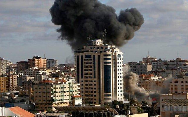 Serang bangunan media, Israel perlu dihadap ke mahkamah antarabangsa