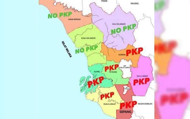 Setelah kecoh di media sosial, akhirnya KL pun kena PKP