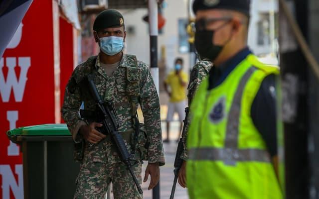 440 individu ditahan langgar SOP – Menteri