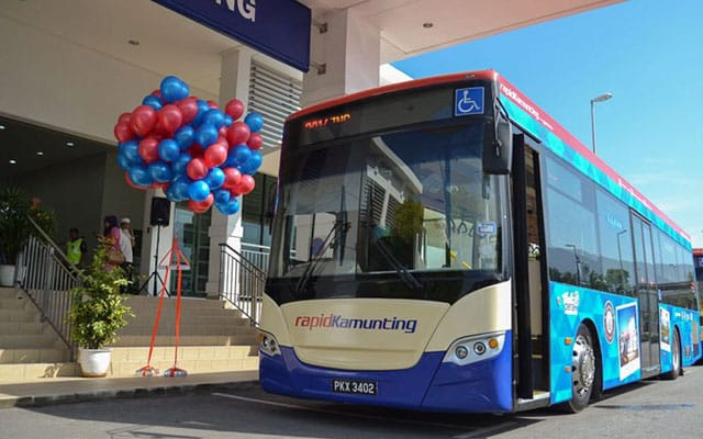 Operasi bas Rapid Kamunting ditamatkan, dana operasi berkurang