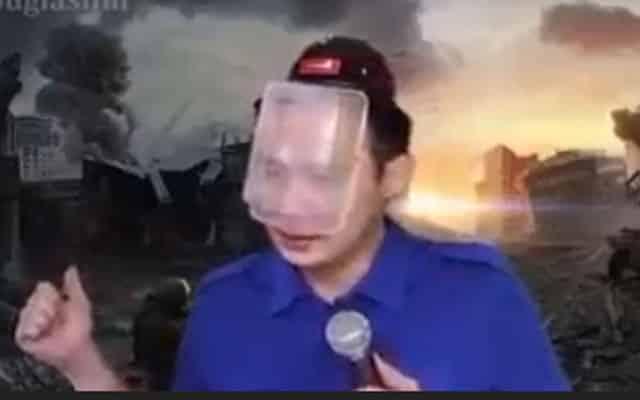 Parodi sidang media Tajuddin dapat 1 juta tontonan dalam masa sehari