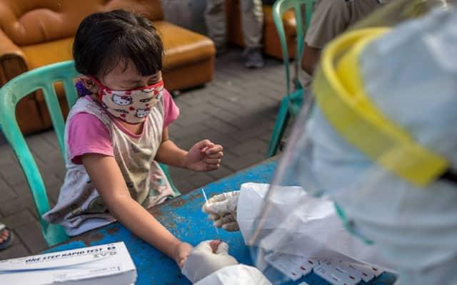 Menteri sahkan hampir 70 Ribu kanak-kanak di Malaysia dijangkiti Covid-19