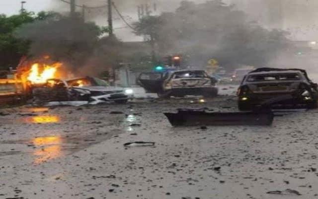 Polis Kelantan perlu khidmat Unit Bom Bukit Aman siasat insiden letupan kereta