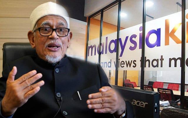 Gempar !!! Hadi dakwa portal Malaysiakini dikuasai Israel ?