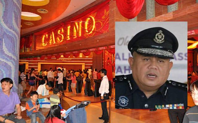 Terkini !!! Polis sahkan kasino Genting masih beroperasi, tengah malam ni baru tutup