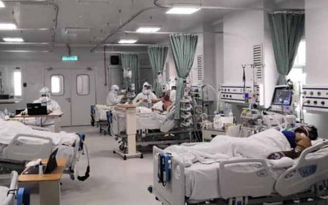 Bilangan katil ICU di hospital Melaka sangat kritikal akibat Covid-19