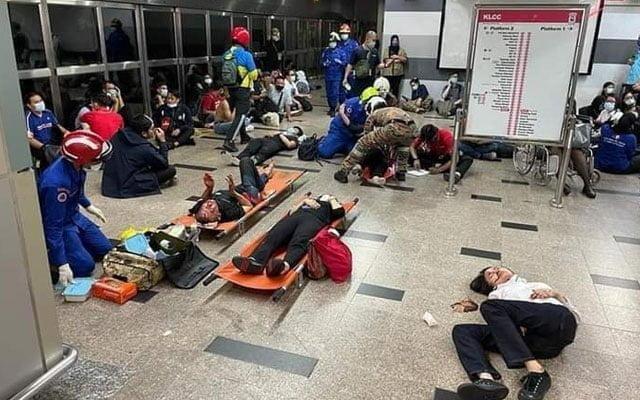 Kemalangan LRT : Bolehkah penumpang saman? Ini penjelasan peguam