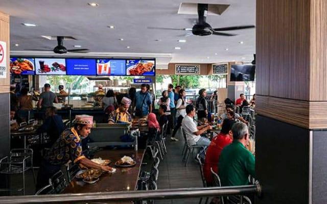 Kedai makan di Sabah dibenar beroperasi 6 pagi hingga 10 malam