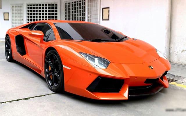 40 hari 40 malam berpuasa dengan harapan Tuhan beri Lamborghini