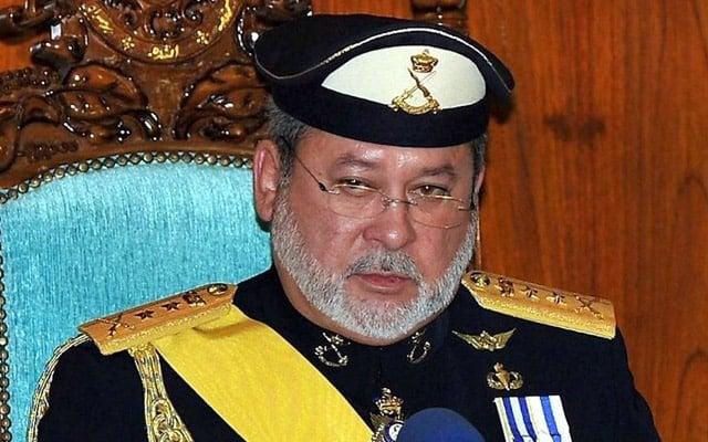 Terkini !!! Sultan Johor berkenan sidang Dun Johor 12 Ogos