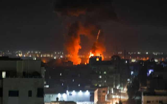 Gempar !!! 'Belon Api' dari Palestin didakwa berjaya tembusi sistem pertahanan canggih Israel