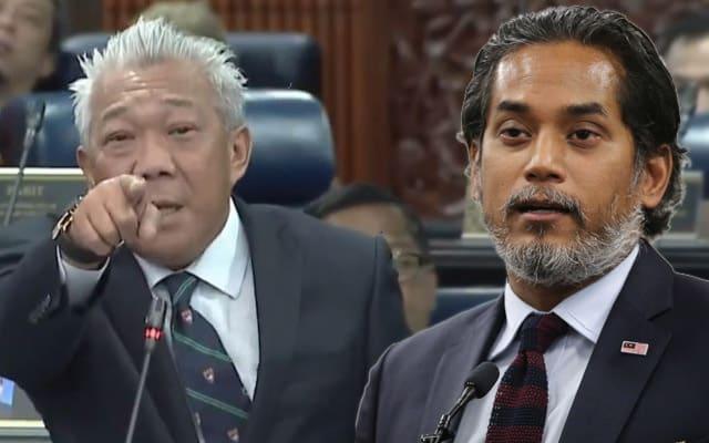 Bekalan vaksin : Khairy jangan syok sendiri, bidas Bung