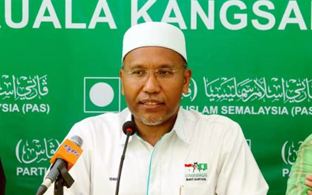 Pas akan sokong apa jua keputusan Yang di-Pertuan Agong, kata Idris Ahmad