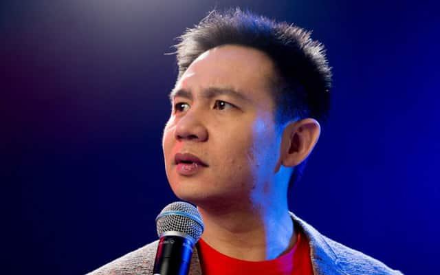 Douglas Lim kini terkenal sebagai 'King OF Parody'