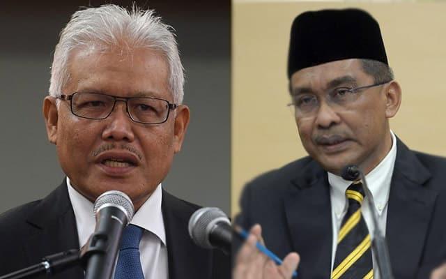 Gempar !!! Didakwa derhaka, kemungkinan polis akan panggil Takiyuddin – Hamzah