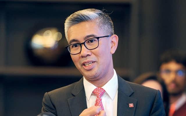 Kami tiada kuasa undang-undang paksa bank laksana moratorium – Tengku Zafrul