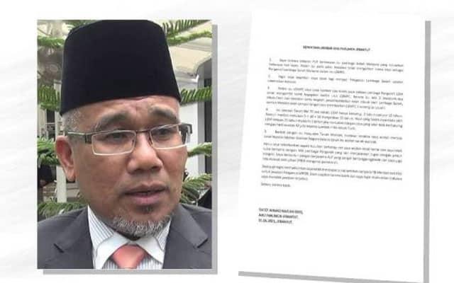 Skandal tanah LGM : Bekas Pengerusi sedia disiasat SPRM