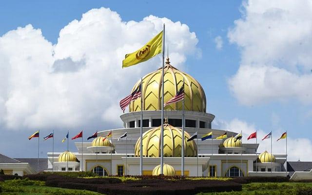 Terkini !!! Speaker Dewan Rakyat menghadap Agong pagi ini