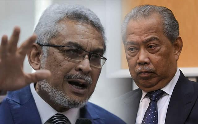 Panas !!! Jika PM masih lembab, JK tamat darurat mohon Agong panggil sidang parlimen