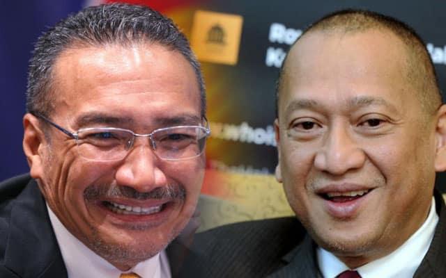 Nazri Aziz jadi 'mastermind' kumpul SD sokong Hishamuddin