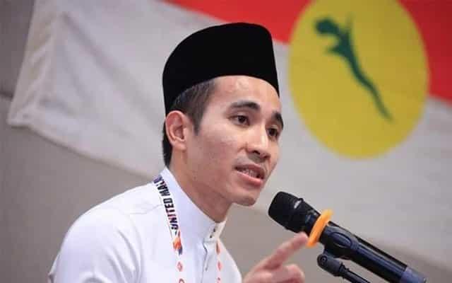 Pemimpin Pemuda Bersatu biadap tanpa had, kata pemimpin Umno